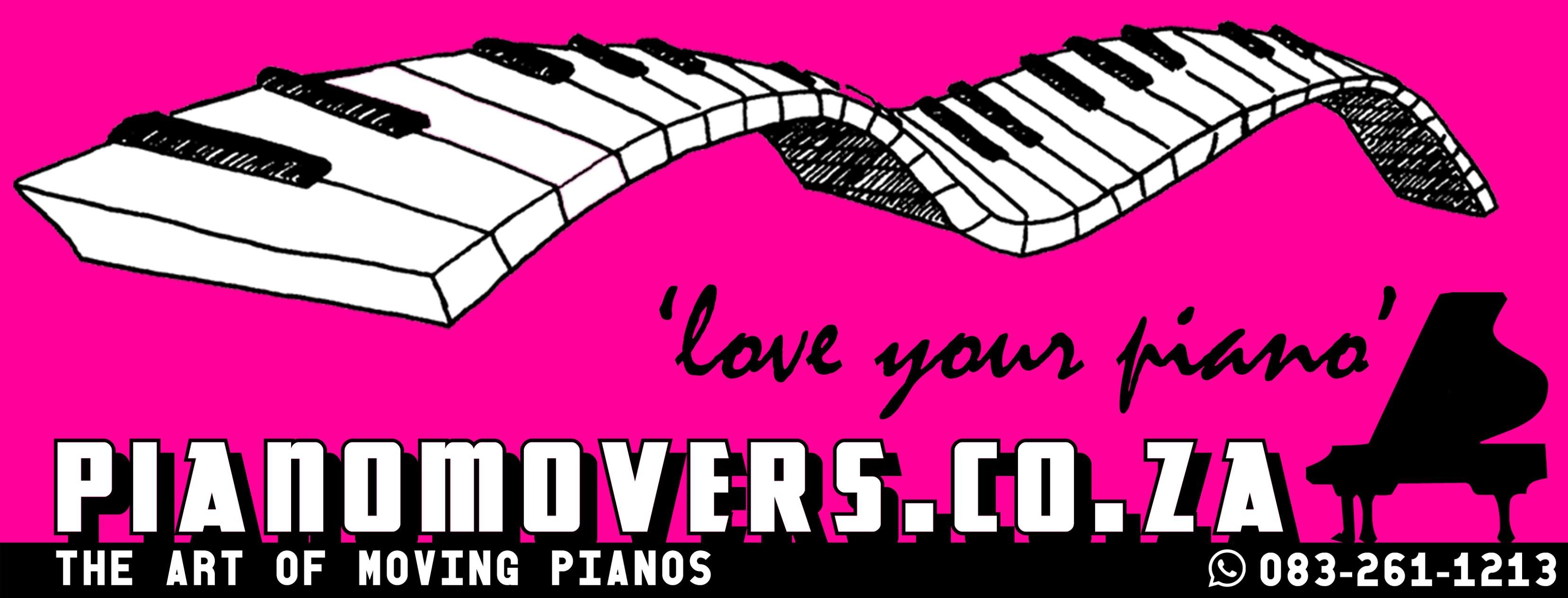 PIANO MOVERS 083 261 1213