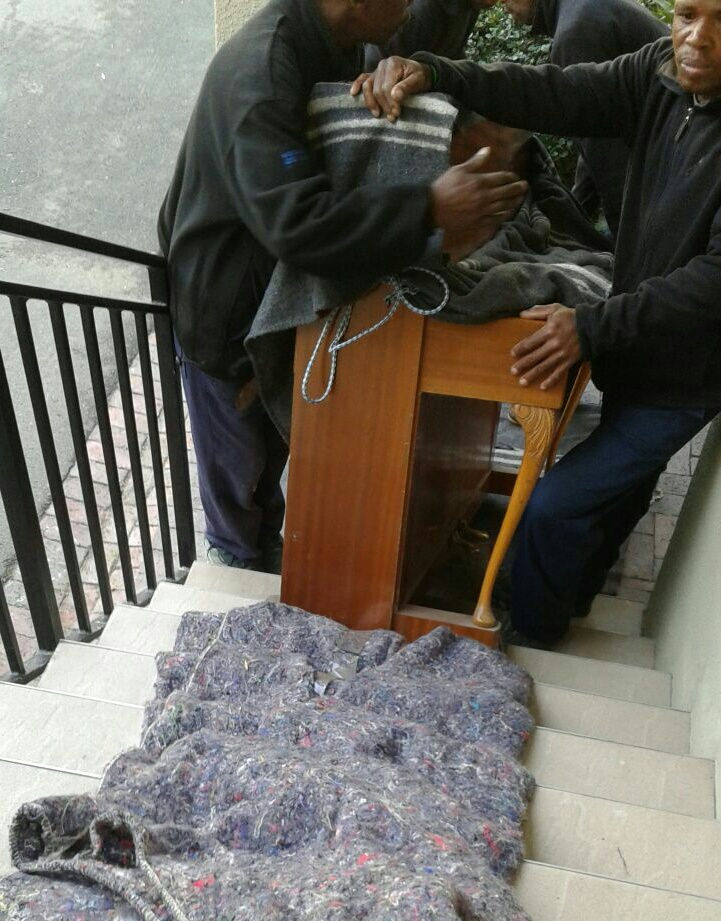 Piano Movers Cape Town